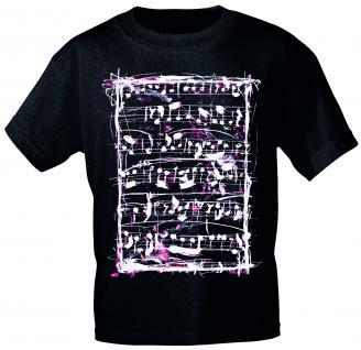Designer T-Shirt - Sheets - von ROCK YOU MUSIC SHIRTS -10732 - Gr. XL