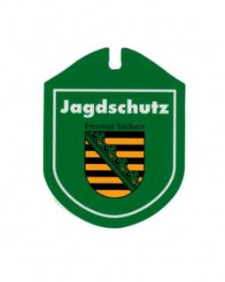 309460 Farbe Region Th/üringen Landwirtschaft im Einsatz Saugnapf Wappen nach Wahl Einsatzschild f/ür Windschutzscheibe incl