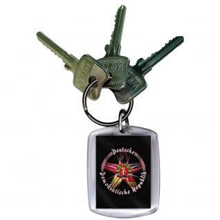 Schlüsselanhänger - Vorwärts immer, rückwärts nimmer - Gr. ca. 3x4cm - 03386 - Vorschau 2