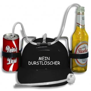 Trinkhelm Spaßhelm mit Print - Mein Durstlöscher - 51650