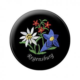 Magnet - REGENSBURG - Gr. ca. 5, 7 cm - 16076 - Küchenmagnet