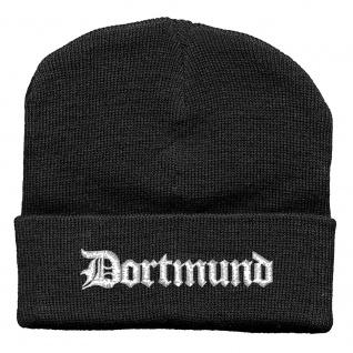Hip-Hop Mütze Dortmund 50907 schwarz