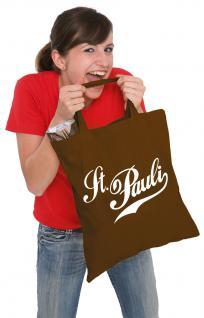 Baumwolltasche Shopper - ST. PAULI - 08810