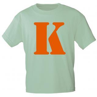 """Marken T-Shirt mit brillantem Aufdruck """" K"""" 85121-K XL"""
