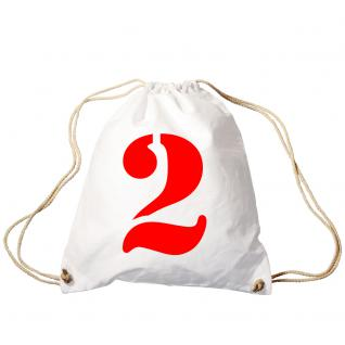 Sport-Rucksack mit Print - 2 - 65153 - Trend-Bag Turnbeutel Rucksack