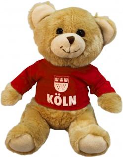 Plüsch - Teddybär mit Shirt - Lünen - 27078 - Größe ca 26cm