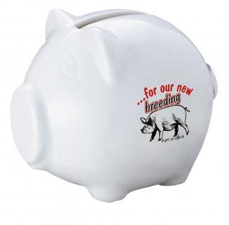 Keramik Sparschwein - for our new breeding pig - Schwein - 22232