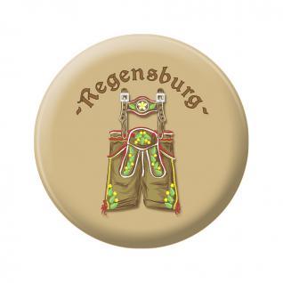 Magnet - REGENSBURG - Gr. ca. 5, 7 cm - 16072 - Küchenmagnet