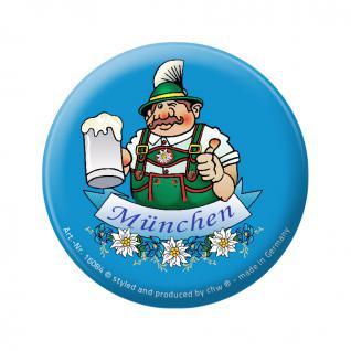 Flaschenöffner - München Lederhosen - 06388 - Gr. ca. 5, 7 cm
