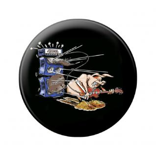 Küchenmagnet - ROCK YOU© Rock´n Roll Pig - Gr. ca. 5, 7cm - 16649 - Magnet