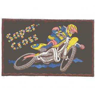 Rückenaufnäher - Supercross - 08045 - Gr. ca. 30 x 23 cm - Patches Stick Applikation