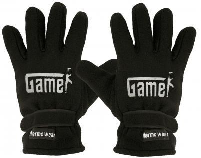 Handschuhe - Fleece - Gamer - 31532