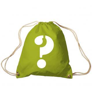 """Trend-Bag Turnbeutel Sporttasche Rucksack mit Print """"?"""" 65091-?"""