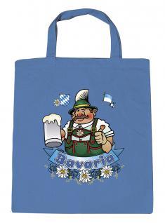 Umweltfreundliche Baumwolltasche - Oktoberfest - 08949 - Bag Cotton