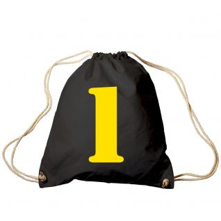 Sport-Rucksack mit Print - 1 - 65152 - Trend-Bag Turnbeutel Sportbeutel
