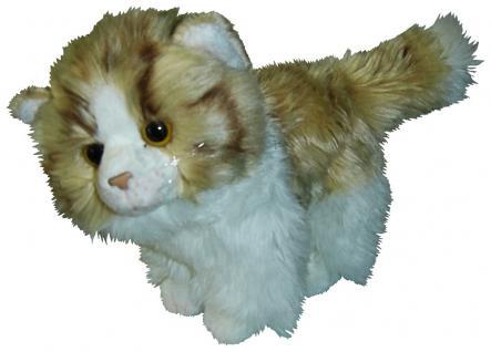 Stofftier - Kuscheltier - Plüschtier - Spielzeug - Katze - Gr ca 30 cm - 39730