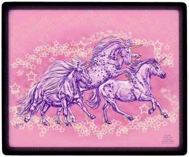 "EQUITANA Pferde-Messe NEUHEIT: Mousepad Mauspad mit Motivdruck "" STERNEN-PONIES"" NEU (22703) Kollektion Christina Bötzel - Vorschau"
