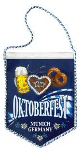 Wimpel/ Mini- Banner Oktoberfest - Bayern 07729