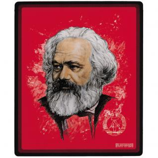 Mousepad mit Motiv - Karl Marx - 22609 - Gr. ca. 24 x 20 cm