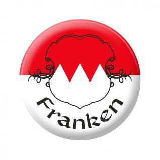 MAGNET - Franken - Gr. ca. 5, 7 cm - 16088 - Küchenmagnet