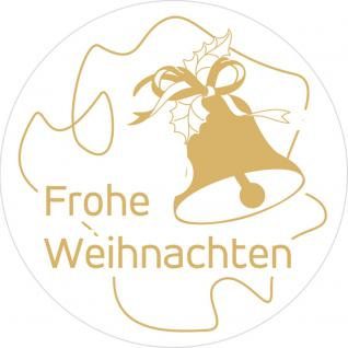 Frohe Weihnachten Etiketten.Weihnachts Etiketten 500 Stück Rollenware Selbstklebend Frohe Weihnachten 89046