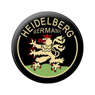 Magnet - Heidelberg - Gr. ca. 5, 7 cm - 16035 - Küchenmagnet