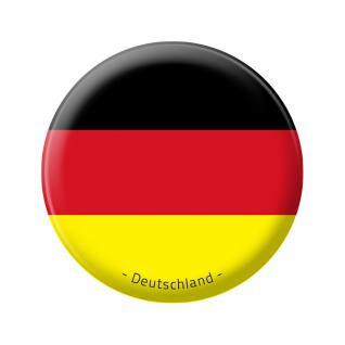 Küchenmagnet - Deutschland - Gr. ca. 5, 7 cm - 16226 - Küchenmagnet
