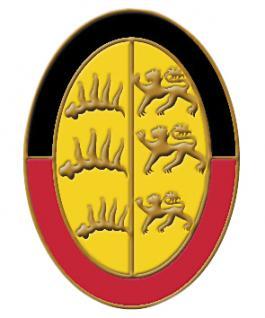 Pin - Anstecknadel - WÜRTTEMBERG - 02184