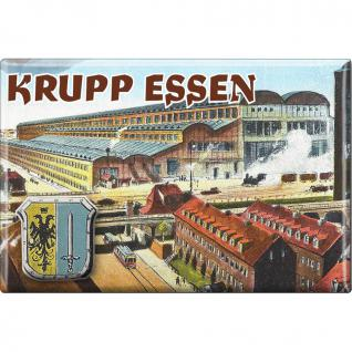 Küchenmagnet - KRUPP ESSEN - Gr. ca. 8 x 5, 5 cm - 38269 - Magnet