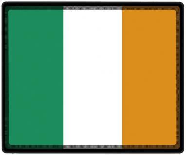 Mousepad Mauspad mit Motiv - Irland Fahne Fußball Fußballschuhe - 82030 - Gr. ca. 24 x 20 cm