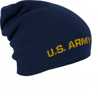 Longbeanie Slouch-Beanie Mütze US Army 54601