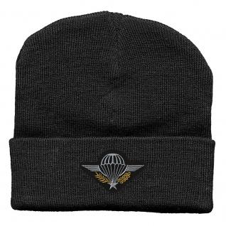Hip-Hop Mütze Fallschirm Abzeichen Emblem 51036