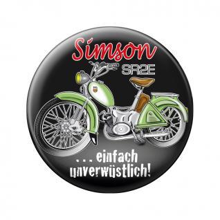 MAGNET - Simson - Gr. ca. 5, 7 cm - 16264 - Küchenmagnet