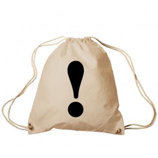 """Trend-Bag Turnbeutel Sporttasche Rucksack mit Print """"!"""" 65091-!"""