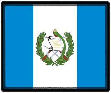 Mousepad Mauspad mit Motiv - Guatemala Fahne Fußball Fußballschuhe - 82058 - Gr. ca. 24 x 20 cm