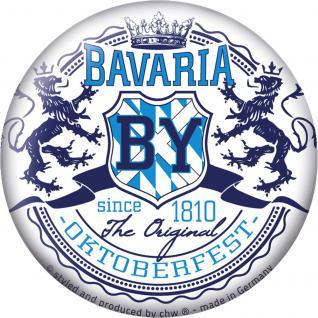 PVC - Aufkleber - Bavaria Oktoberfest - 301662-1 - Gr. ca. 7, 5 x 7 cm