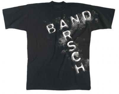 T-Shirt unisex mit Aufdruck - Band AR... - 09314 - Gr. L