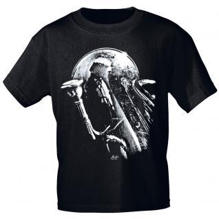 Designer T-Shirt - Tuba - von ROCK YOU MUSIC SHIRTS - 10734 - Gr. L
