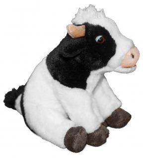 Stofftier - Kuscheltier - Plüschtier - Spielzeug - Kuh klein - 39747
