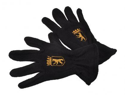 Handschuhe - Fleece - Berlin Wappen - 35997