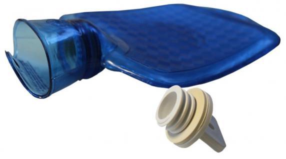Wärmflasche Schaf Wollschäfchen mit Einstickung Kuschelwärmer 39309 weiß - Vorschau 3