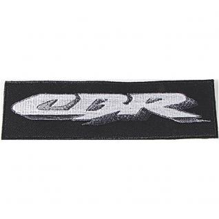 AUFNÄHER - CBR - Gr. ca. 11cm x 3, 5cm (03017) Abzeichen Emblem Patches Applikation