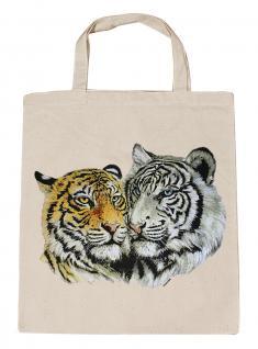 (08870/3-natur) Umweltfreundliche Baumwoll - Tasche , ca. 28 x 43 cm mit Aufdruck