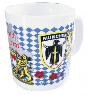 Kaffeebecher - KÖNIGREICH BAYERN MÜNCHEN - 57164