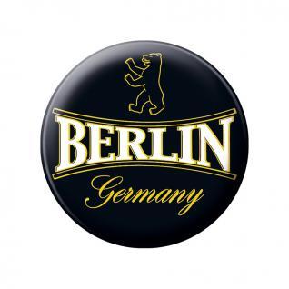Kühlschrankmagnet - BERLIN - Gr. ca. 5, 7 cm - 16835 - Küchenmagnet