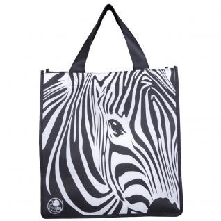 Non-Woven-Tasche - Zebra - 26285 - Bag Shopper Recycling-Material