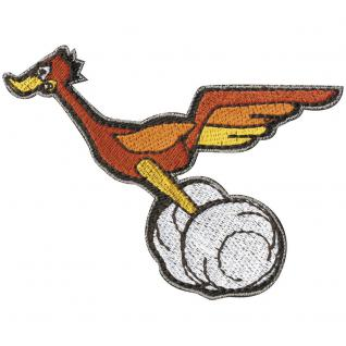 AUFNÄHER - Flying Bird - 04040 - Patches Stick Applikation