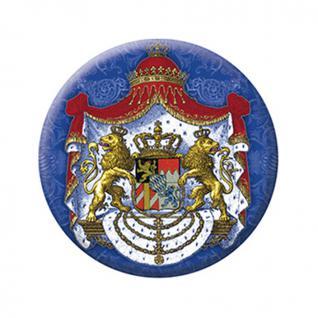 Flaschenöffner - Bayern Heraldig Mantel - 06365 - Gr. ca. 5, 7 cm