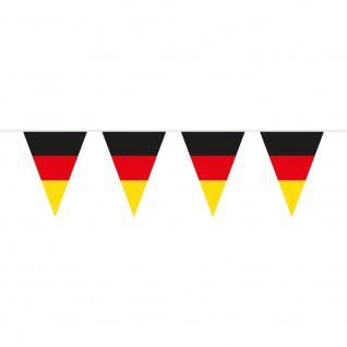 Wimpelkette Deutschland Germany - Gr. ca. 10 cm 78195