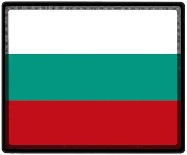Mousepad Mauspad mit Motiv - Bulgarien Fahne - 82032 - Gr. ca. 24 x 20 cm